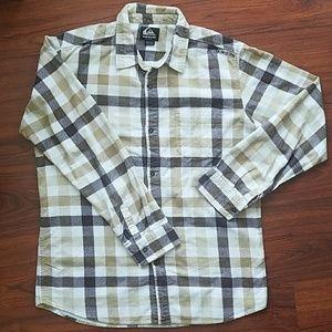 Men's Quicksilver Flannel